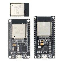 10 adet ESP32 geliştirme kurulu 30P/38P WiFi + Bluetooth Ultra düşük güç tüketimi çift çekirdekli ESP 32 ESP 32S
