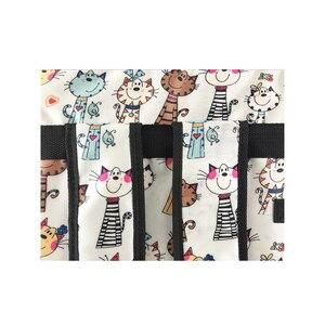 Image 4 - Moda bonito animal impressão desenho conjunto saco de arte a3 esboço almofada/desenho kit 8 k arte escola saco sacos de pintura para crianças esboço saco
