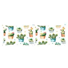 50X75cm Tropical Plants Cactus Print Pillowcase Comfortable Pillow Cover Pillowcase for Bed Pillow Covers Pillow Sham No Filling(China)