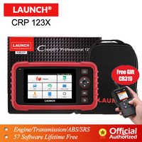 Launch X431 CRP123X OBD2 Scanner Auto Code Reader ENG ABS SRS AT AutoVIN Diagnostic Tool OBD2 EOBD Car Automotive Tool PK CRP123