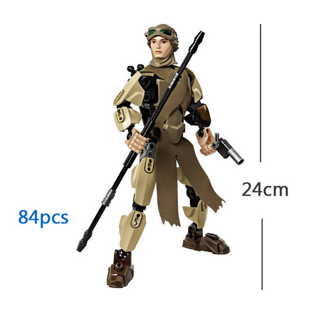 Blocks Star Wars Buildable Action Figure 8