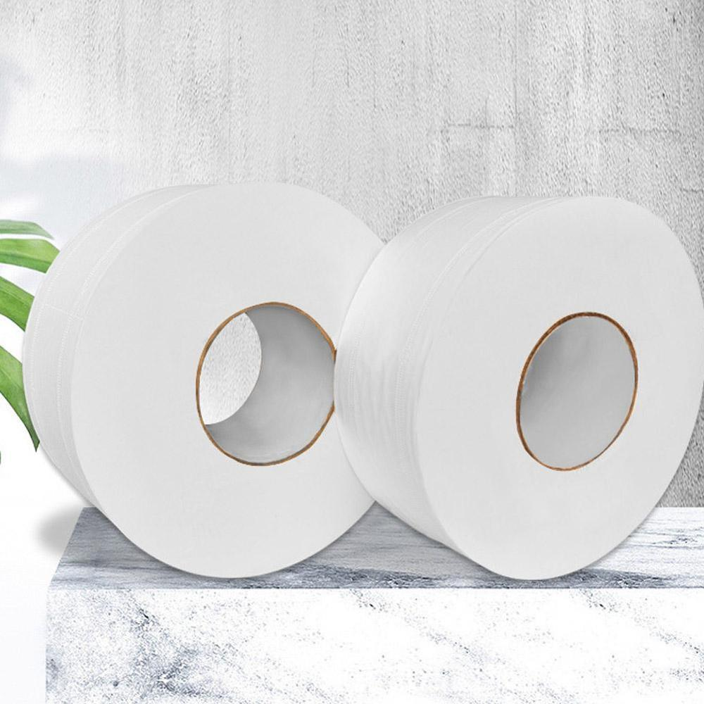 4ply White Toilet Tissue No-smell Opp Packaging Native Wood Pulp With Thick Flexible Comfortable Home Bathroom Kitchen Paper