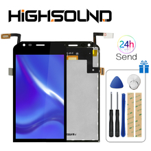 For Caterpillar Cat S40 LCD Display+Touch Screen Replacment Digitizer Assembly Phone Repair Panel Glass For Cat S40 S 40 display