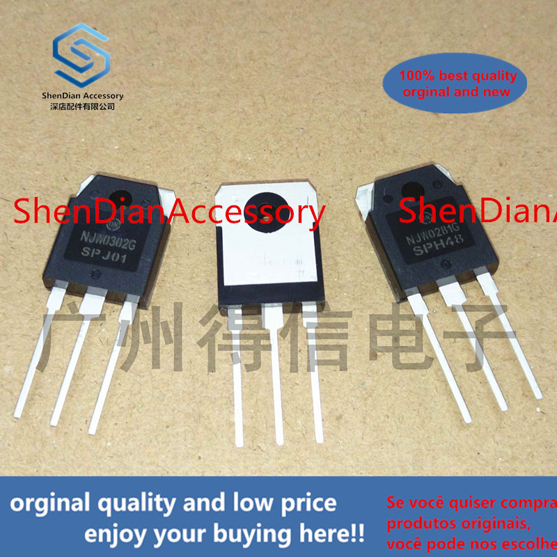 2pairs 100% Orginal New 2SC5198 2SA1941 A1941 C5198 Imported Audio Amplifier Pair Real Photo