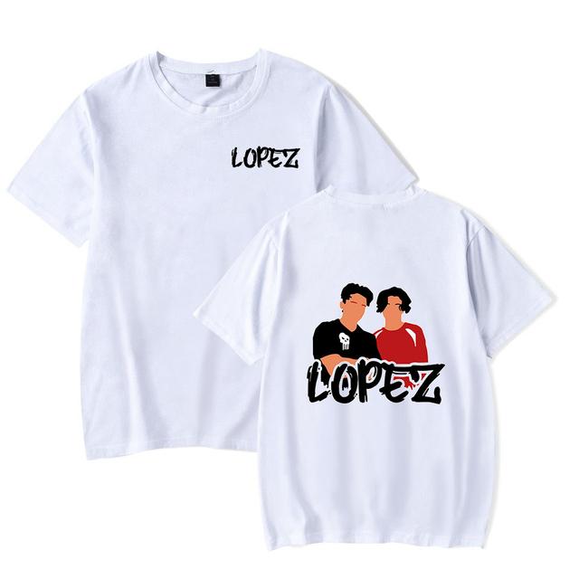 TONY LOPEZ THEMED T-SHIRT (25 VARIAN)