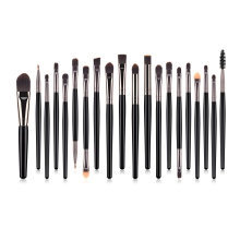 20pcs Eye Makeup Brushes Kit Eyeshadow Eyebrow Brush Concealer Eyelash Cosmetic Set