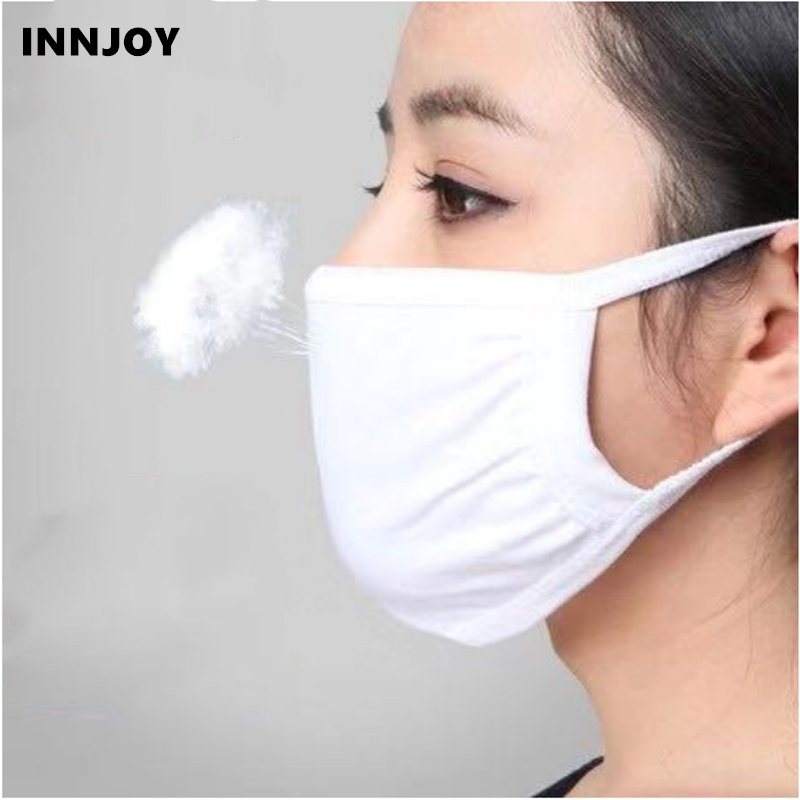 Mouth Face Mask Unisex Cotton Dustproof Pollution Mask Anti Air Dust Women Men Muffle Earloop Washable Mask Cycling Motorcycl