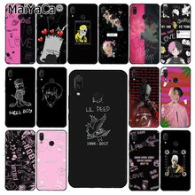 MaiYaCa Lil Peep hellboy Life is Beautiful Cry Baby Phone Case for