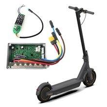 Elektrische Roller Schalttafel Montage Dashboard Dispaly Panel Teile Ersatz für Ninebot MAX G30