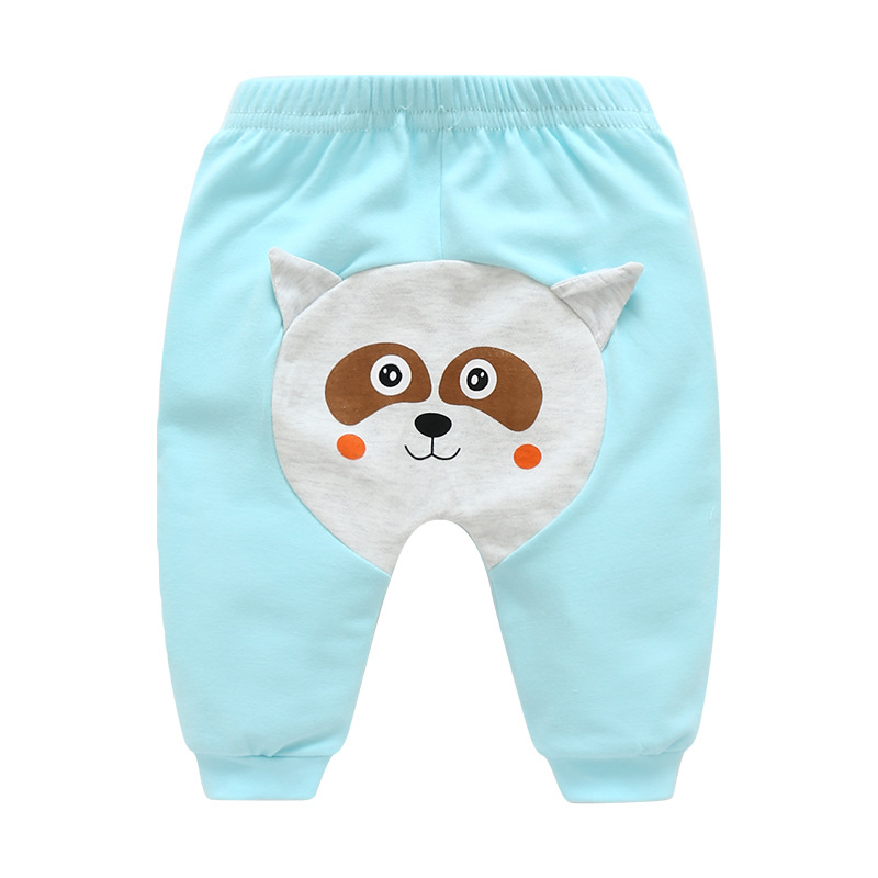 Trousers Baby Leggings Pant Toddler Babies Girl Cotton New-Fashion