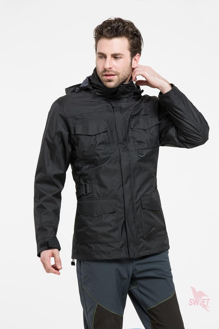 velo forro caminhadas jaqueta masculina inverno à