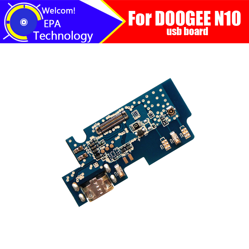 DOOGEE N10 Usb Board 100% Original New For Usb Plug Charge Board Replacement Accessories For DOOGEE N10