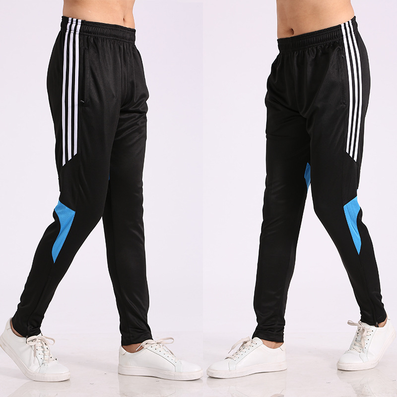 Fashion Sweatpants Men Skinny Fitness Pants Quick dry Male Track Pants Gym Training Bodybuilding Sport Pant