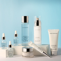 Skin Care Set A Variety of Plant Extracts Care for Eye Muscles Clean Dirt Replenish Moisture To Relieve Dryness Fades Fine Lines 3