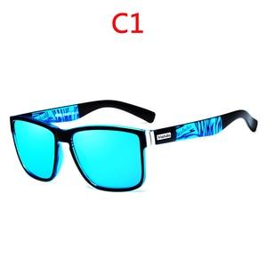 Image 4 - VIAHDA Polarisierte Sonnenbrille männer Retro Männlich Goggle Bunte Sonnenbrille Für Männer Mode Marke Luxus Spiegel Shades Oculos