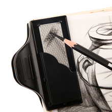 Professional Charcoal Pencil Sharpening Art Student Sketch Drawing Board Clip for Pencil Sharpen Tools Art Material Supplies
