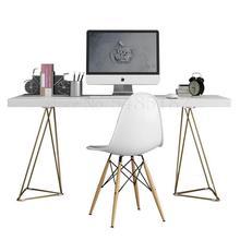 Нордический белый твердый деревянный стол для спальни компьютерный настольный стол простой стол креативный домашний стол письменный стол