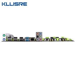 Image 5 - Kllisre X79 motherboard set with Xeon E5 2690 LGA 2011 support DDR3 ECC REG memory ATX USB3.0 SATA3 PCI E NVME M.2 SSD
