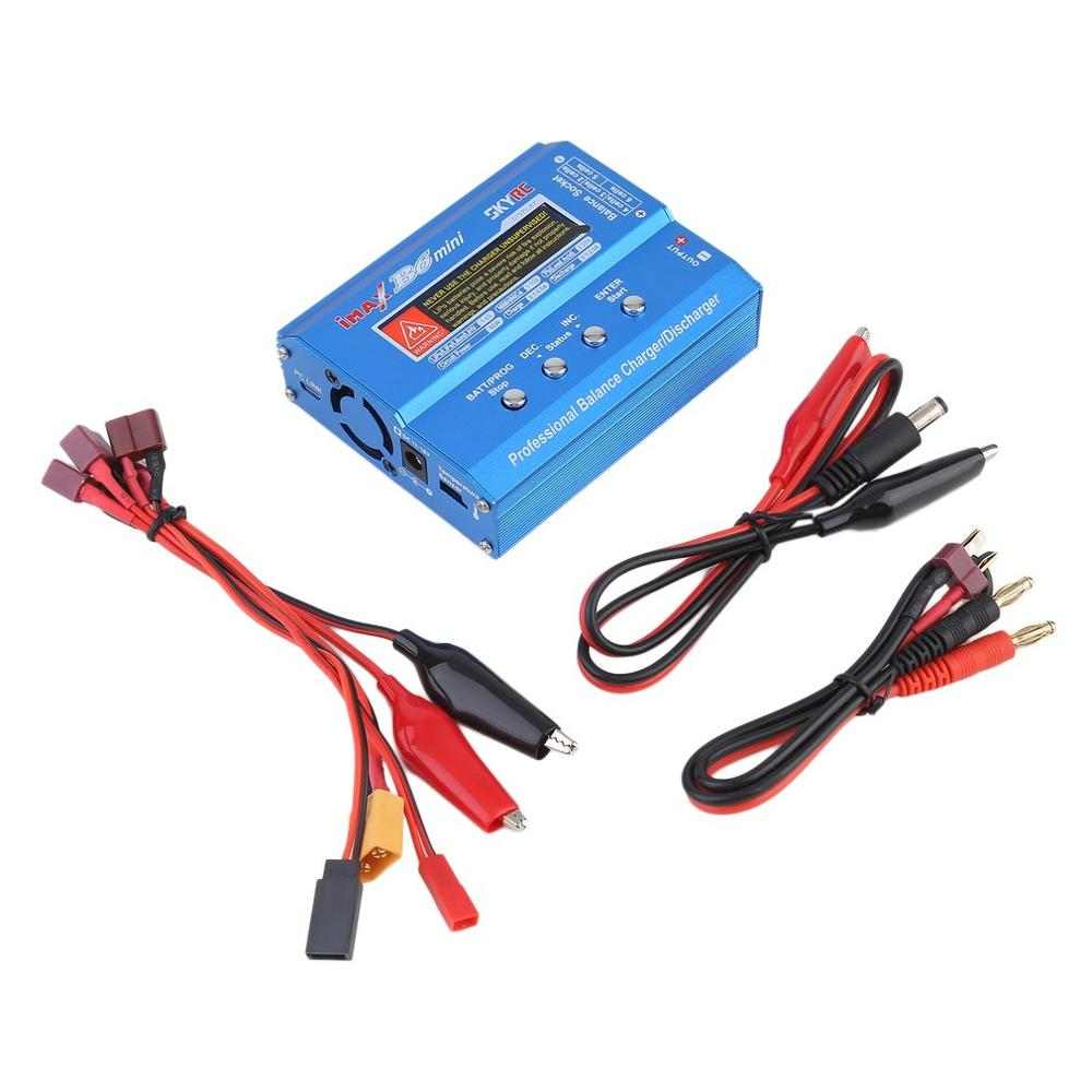 Professional Balanced RC Charger Discharger For RC Helicopter LiPo Lilon LiFe NiCd NiMh Pb Lithium Battery RC Battery