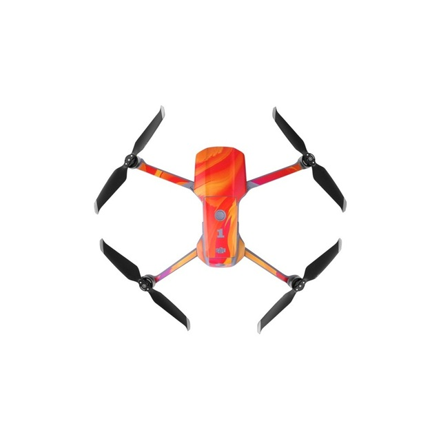 DJI Mavic Air 2 PVC Stickers Protective Film Waterproof Scratch-proof Decals Skin for DJI Mavic Air 2 Drone Accessories
