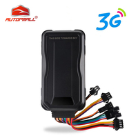 GPS Tracking 3G Realtime Tracker Car Vehicle GPS GT06E Voice Monitor SOS Low Battery Movement Alarm Driving Security Cut Off Oil