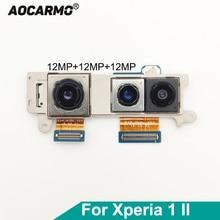 Flex-Cable XQ-AT52 Xperia Module Back-Camera Aocarmo Main Rear for Sony 1-ii/Mark2x1-ii/Xq-at52/..