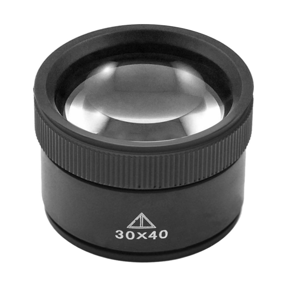 <font><b>30X</b></font> Tragbare Mini Lupe Objektiv Monocular Lupe Jewely Lupe HD Handheld Lupe Lesen Karte Zeitung Vergrößerungs image
