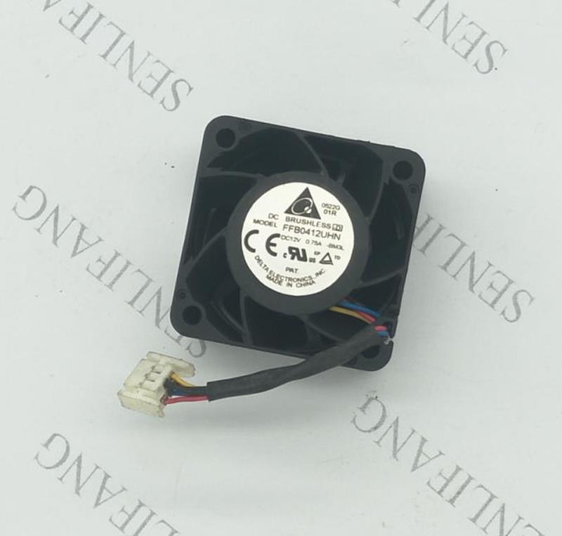 Server Fan 717914-001 725264-001 FFB0412UHN-BM3L For DL320e Gen8 V2 717914-001 0.81A 12V Fan Cooling