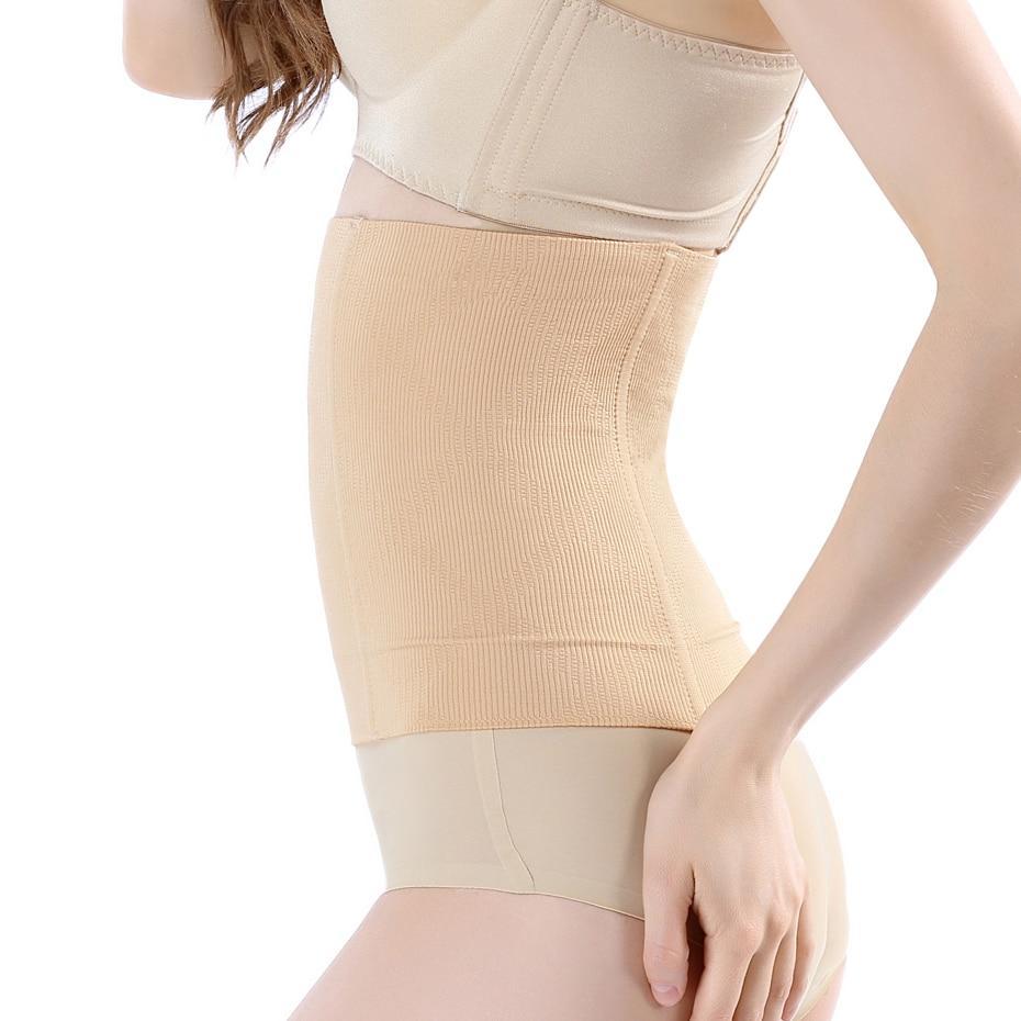 CXZD Body Shaper Waist Trainer Corset Waist Belt slimming modeling strap Belt Shapewear Slimming Corset (6)