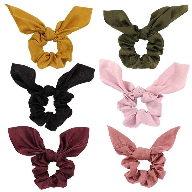 30cm Hair Bands Girls Handmade Pretty Hair Elastic Bobble Baby Headband Gold