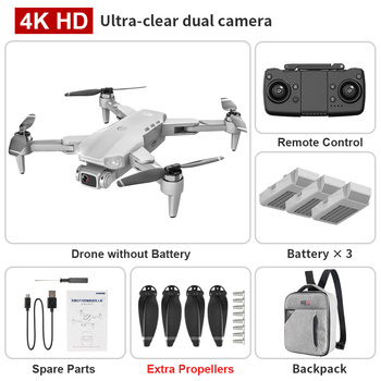 Drone L900 Pro 5G GPS 4K Dron with HD Camera FPV 28min Flight Time Brushless Motor Quadcopter Distance 1.2km Professional Drones 10