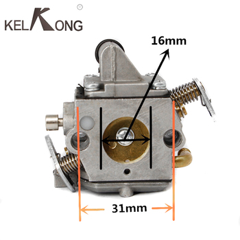 цена на Kelkong Carburetor Carb for Zama 180 C1Q-S57B fit STIHL CHAINSAW zama 017 018 MS170 MS180 Parts CHAINSAWS #11301200603 Free Ship