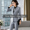 2 Piece Gray Suits