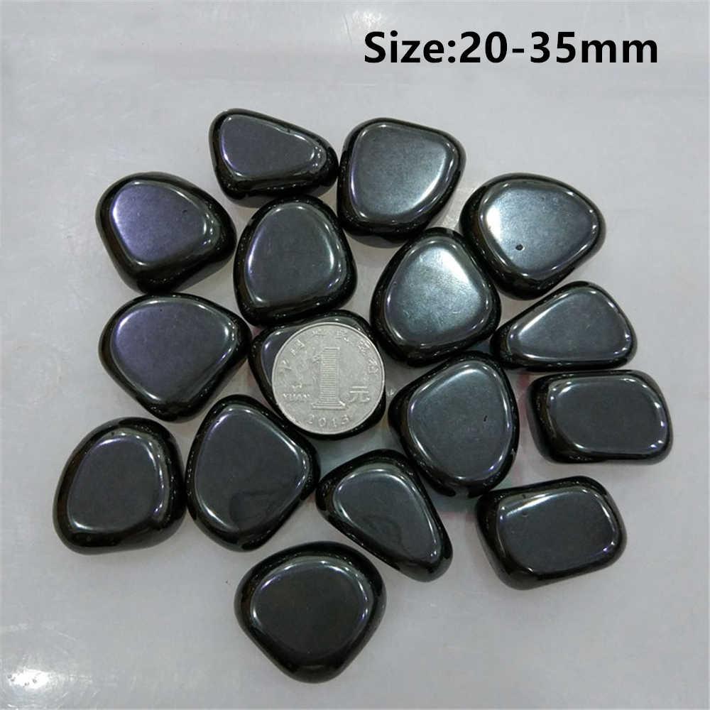 Natürliche Brasilianische Schwarz Hämatit Natürlichen Mineralien Für Schmuck Machen Spiritual Healing Energie Schutt