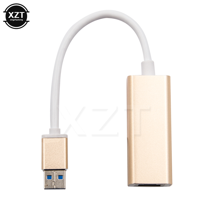 Ethernet-адаптер USB Gigabit, USB 3,0 сетевая карта к RJ45 Lan для Windows 7/8/10 Mac OS, ноутбука, ПК, USB Ethernet