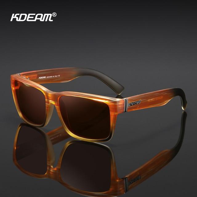 KDEAM Revamp Sport Polarized Gunglasses 2