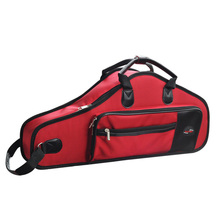 saxophone case 1680D Water resistant Oxford Cloth Bag  Padded Advanced Fabrics sax case Adjustable Shoulder Strap саксофон альт