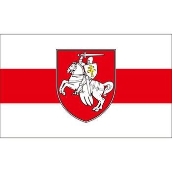 60x90cm 150x90cm 120x180cm  Belarus White Knight Pagonya Flag For Decoration - sale item Home Decor