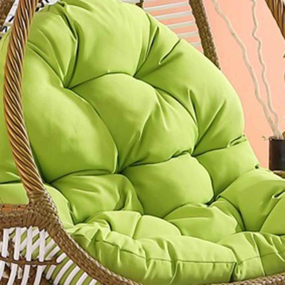 90x120cm Thicken Swing Hanging Basket 좌석 쿠션 집 거실 용 의자 패드 교수형 침대 흔들 의자 좌석 New