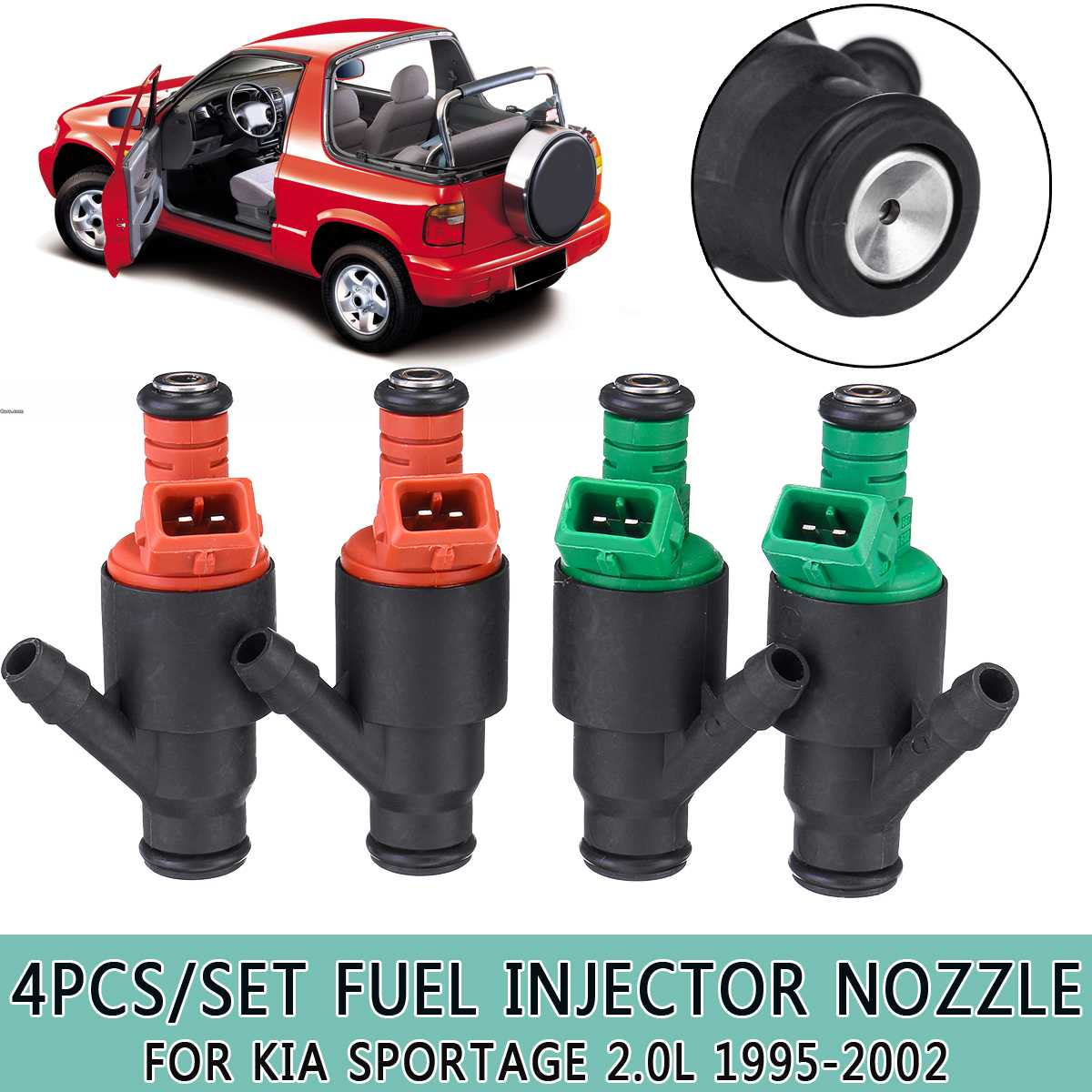 Fuel Injector Connector Harness Pigtail Replaces 1P1575 NEW For Chevrolet GMC Express 3500 Impala S10 Silverado 2500 Silverado 2500 HD Buick Yukon Bonneville Pontiac Sunfire