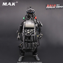 In stock mini times toys M0041/6 Navy US NAVY SEAL HALO UDT JUMPER Full Set Collection Doll Toys Gift цена