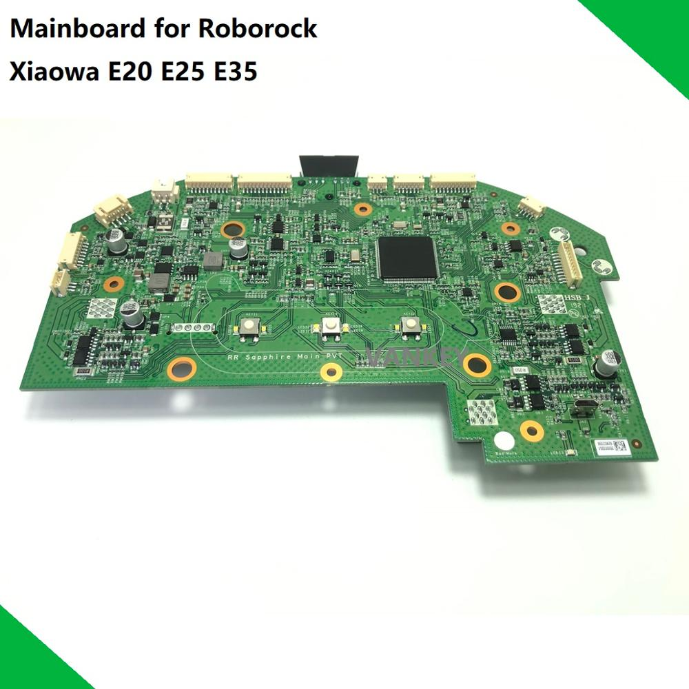 New original Replacement Sapphire Mainboard Motherboard for XIAOMI Robotic ROBOROCK Vacuum Cleaner Xiaowa E20 E25 E35 Spare Part|Vacuum Cleaner Parts| |  - title=