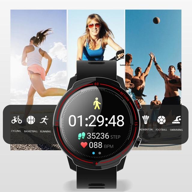 KEA T30 Full Screen Touch Smart Watch