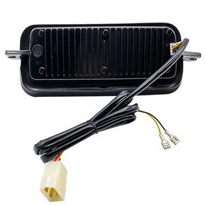 Image 4 - For LADA NIVA 4X4 2121 URBAN Headlight Daytime DRL RUNNING LIGHT AND TAIL LED LIGHT KIT Smoked