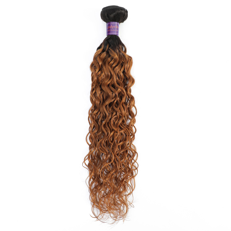 humano cabelo remy vermelho 8a 10a único