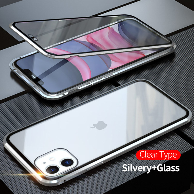 Transparent Silver