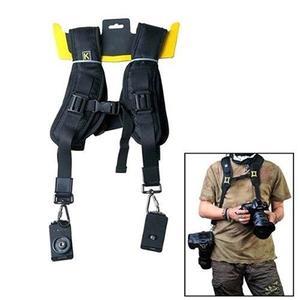 Double Dual Shoulder Camera Neck Strap Quick Release for Digital SLR DSLR Camera Strap Consumer Electronics для фотоаппарата