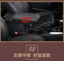 Para hyundai ix25 creta 2015-2020 caixa de apoio de braço alongar aumentar retrofit suporte decoração acessórios do carro