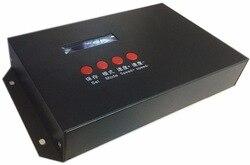 Reproductor TJZK-V2 sin conexión para controlador DMX512, para usar en T300K T500K T200K, controlador led para reproducir películas de animación publicitarias