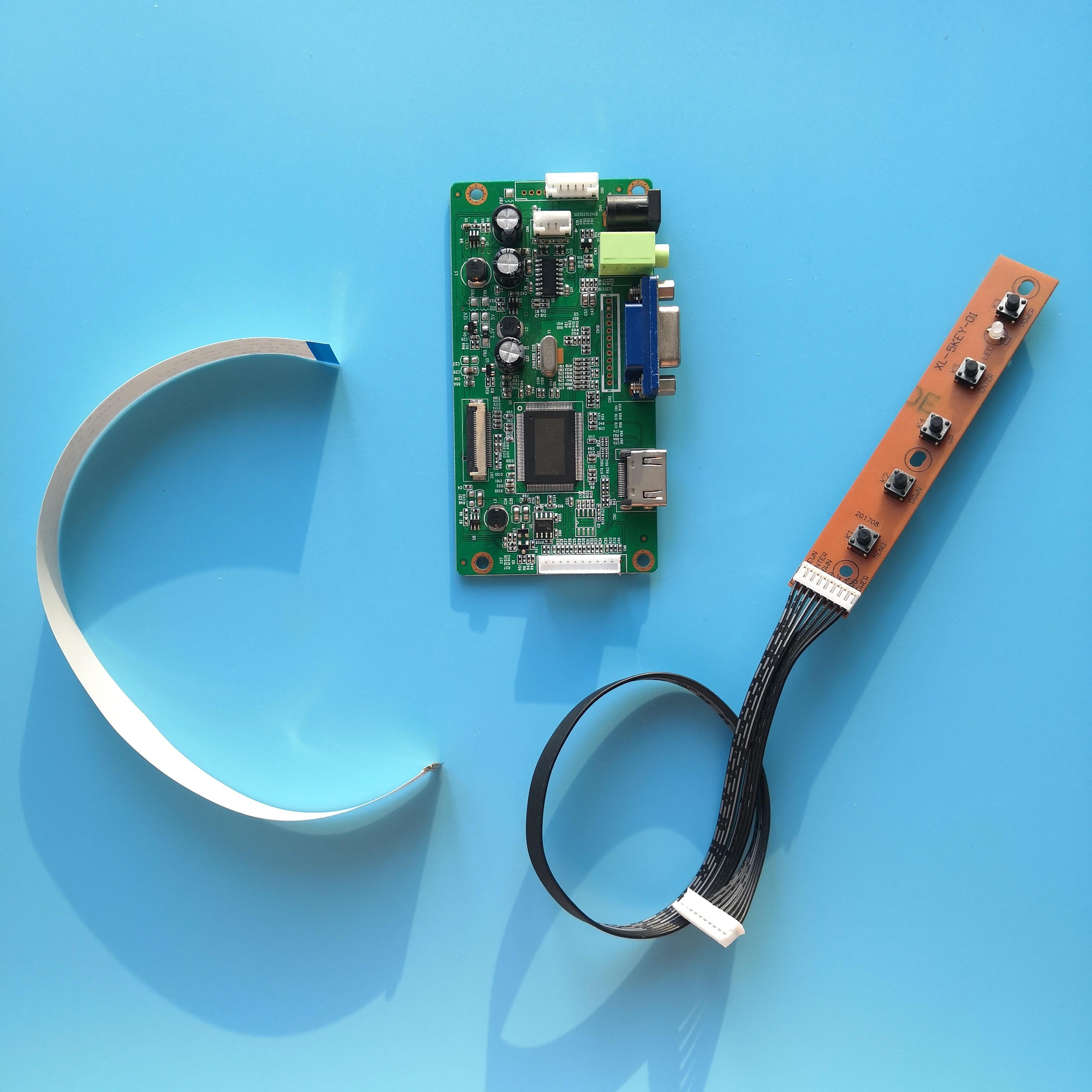 For N156BGA-EA2 KIT VGA EDP HDMI 15.6